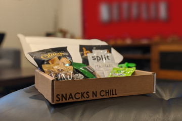 Snacks n Chill Snack Box